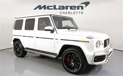 1.62 crore to 2.42 crore in india. Used 2020 Mercedes-Benz G-Class AMG G 63 For Sale ($219,996)   McLaren Charlotte Stock #334455