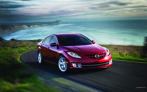 Mazda 6 Automotive Cars Wallpaper