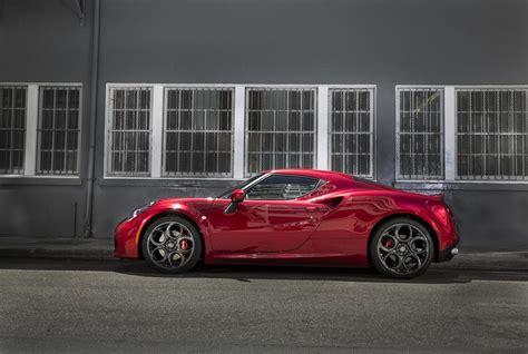 Alfa Romeo 4c Specs by Alfa Romeo 4c Us Spec Detailed