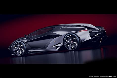 Lamborghini Resonare Concept Super Car