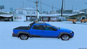 Fiat Strada Adventure 2012 For Gta San Andreas