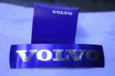 volvo grille emblem badge small replacement stick