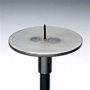 Kerzenhalter Mit Dorn Zum Stecken : rondell 130mm mit dorn f r kerze preis pro st ck rondelle130 ~ Orissabook.com Haus und Dekorationen