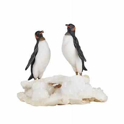 Penguins Pingu Pinga Sculpture Penguin Sculptures