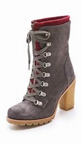 Ugg Boots : lyst ugg w fabrice boots with lug sole in gray ~ Eleganceandgraceweddings.com Haus und Dekorationen