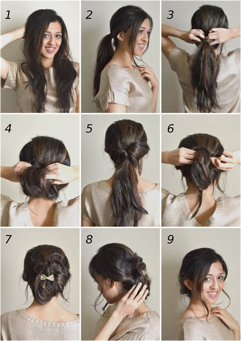 series low bun tutorial cuppajyo