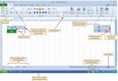 overview  microsoft excel beginning excel