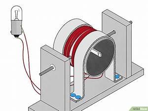 Generator Selber Bauen : einen einfachen elektrischen generator herstellen wikihow ~ Jslefanu.com Haus und Dekorationen