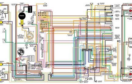 1958 Impala Wiring Diagram by 1958 Chevrolet Wiring Diagrams 1958 Classic Chevrolet