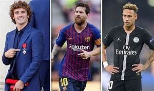 Lionel Messi is why Barcelona should move for Neymar over ...