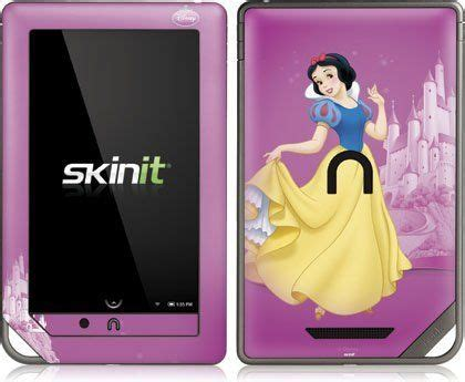 skinit young snow white vinyl skin  nook color nook