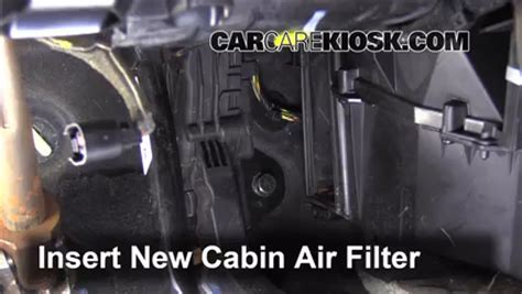 cabin filter replacement volvo     volvo