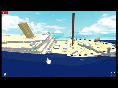 britannic sinking fail youtube