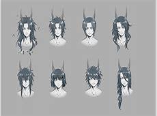 OC Noel Hairstyle Ideas by CrescentiaFortuna on DeviantArt