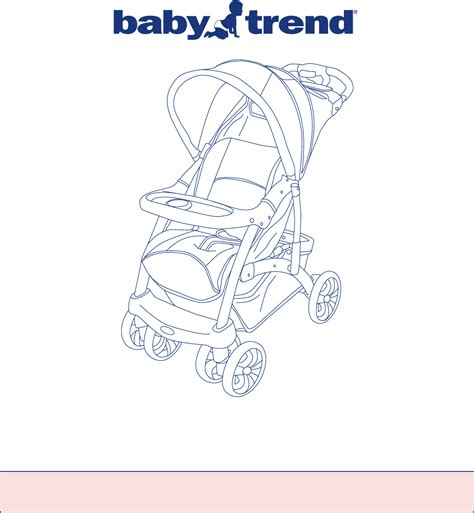 Baby Trend Stroller 1981ct User Guide Manualsonlinecom