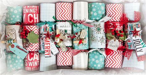 diy christmas bonbons part 2 scrapbook creations
