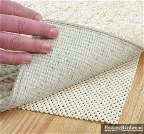 Floor Care: Rug Pads   Cush n Hold Pad   ECO Preserver 5