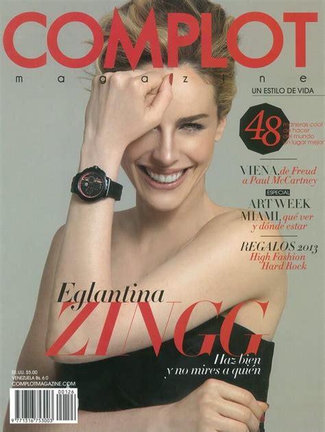 eglantina zingg sexy eglantina zingg complot magazine in support of tagheur
