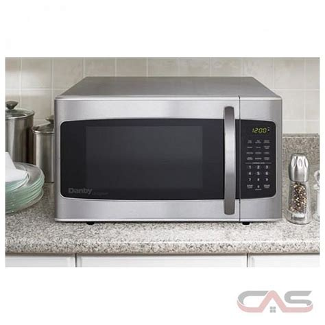 DMW111KSSDD Danby Microwave Canada   Best Price, Reviews