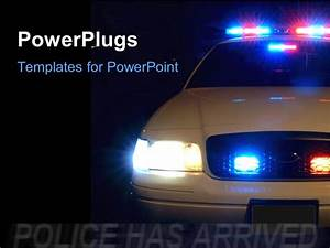 powerpoint template long exposure to capture the full With law enforcement powerpoint templates free