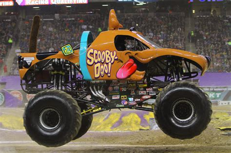 monster truck jam ta brianna mahon set to take on the big dogs at monster jam