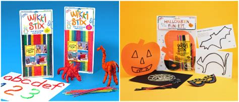 Creative Activities With Wikki Stix