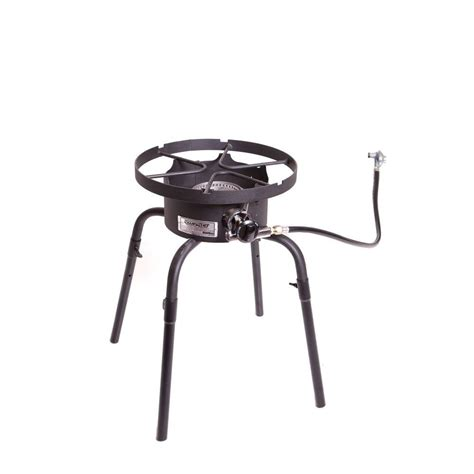 bayou classic 55 000 btu propane gas single burner outdoor