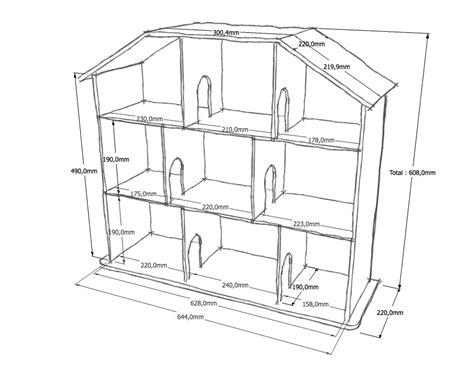 plan de maison playmobil en bois ventana