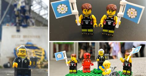 Marcelo Bielsa and Leeds sporting stars transformed into ...