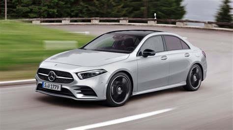 mercedes benz  class sedan entry level elevated