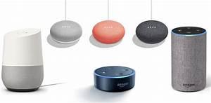 Google Home Oder Amazon Echo : alexa siri and google assistant get halloween skills ~ Frokenaadalensverden.com Haus und Dekorationen