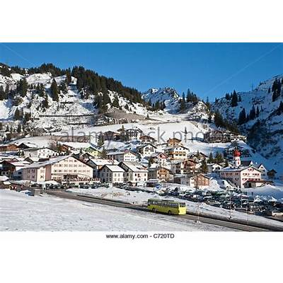 Vorarlberg Austria Stock Photos &