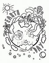Earth Coloring Pages Quiver Printable Drawing Celebration Recycling Crayola Printables Birijus Colour Contest Wuppsy Sheets Recycle Adult Drawings Environment Worksheets sketch template