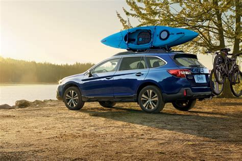 2020 Subaru Outback Unveiling by Redesigned Subaru Outback To Follow Closely In 2020 Legacy