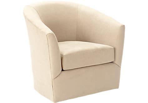 vanilla swivel chair chairs beige
