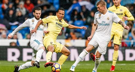 Villarreal - Real Madrid en streaming : où voir le match