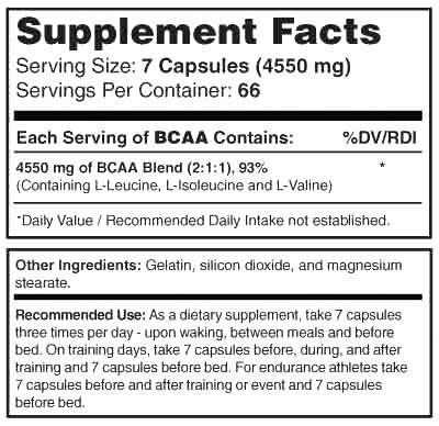 Bcaa Ast 462 Caps ast sports science bcaa 4500 462 capsules