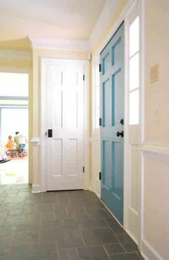 painting     front door  bold color home
