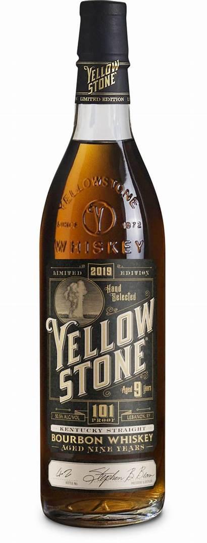 Yellowstone Edition Limited Limestone Branch Straight Proof