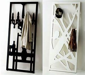 Porte Photo Original : id es de porte manteau design original ~ Teatrodelosmanantiales.com Idées de Décoration