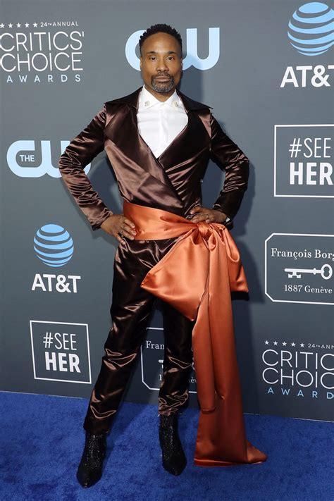 Billy Porter Wore Dress The Oscars Internet