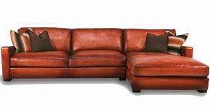 orange leather sofa orange leather sofa home design ideas With orange leather sofa