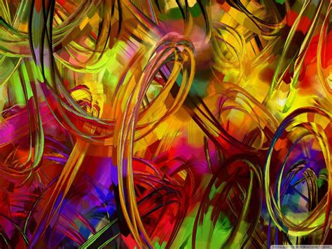 Abstract Wallpaper by Abstract Painting Wallpaper Desktop Gallery