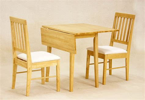 Alpes Folding Dining Room Set Table And 2 Chairs