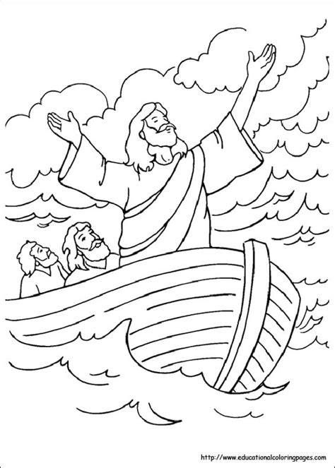 bible stories coloring pages educational 340 | bible10
