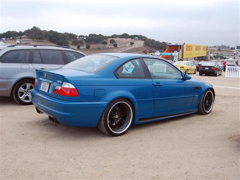 Bmw M3 E46 Laguna Seca Blue By Partywave On Deviantart