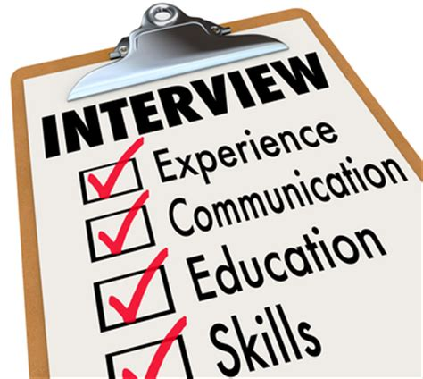 Free Resume Clipart by Careerchat How To Prepare And Perform Well At
