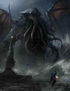 Does Anybody Know The Artist  His  Her Cthulhu Looks