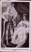 Artist Postcard king Eduard VII. von England, Alexandra ...