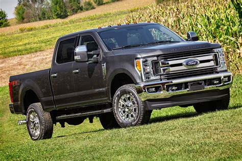 2017 Ford F-250 Super Duty Crew Cab Pricing